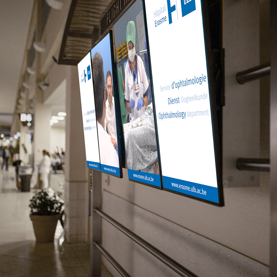 SERVICES: DIGITAL SIGNAGE